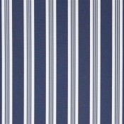 Tissu Patio Stripe Blue Ralph Lauren