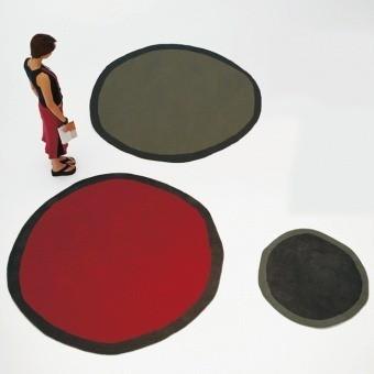 Aros Round 1 Rugs diamètre 100 cm Nanimarquina