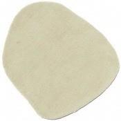 Tapis Little Stones Blanc Cassé Nanimarquina