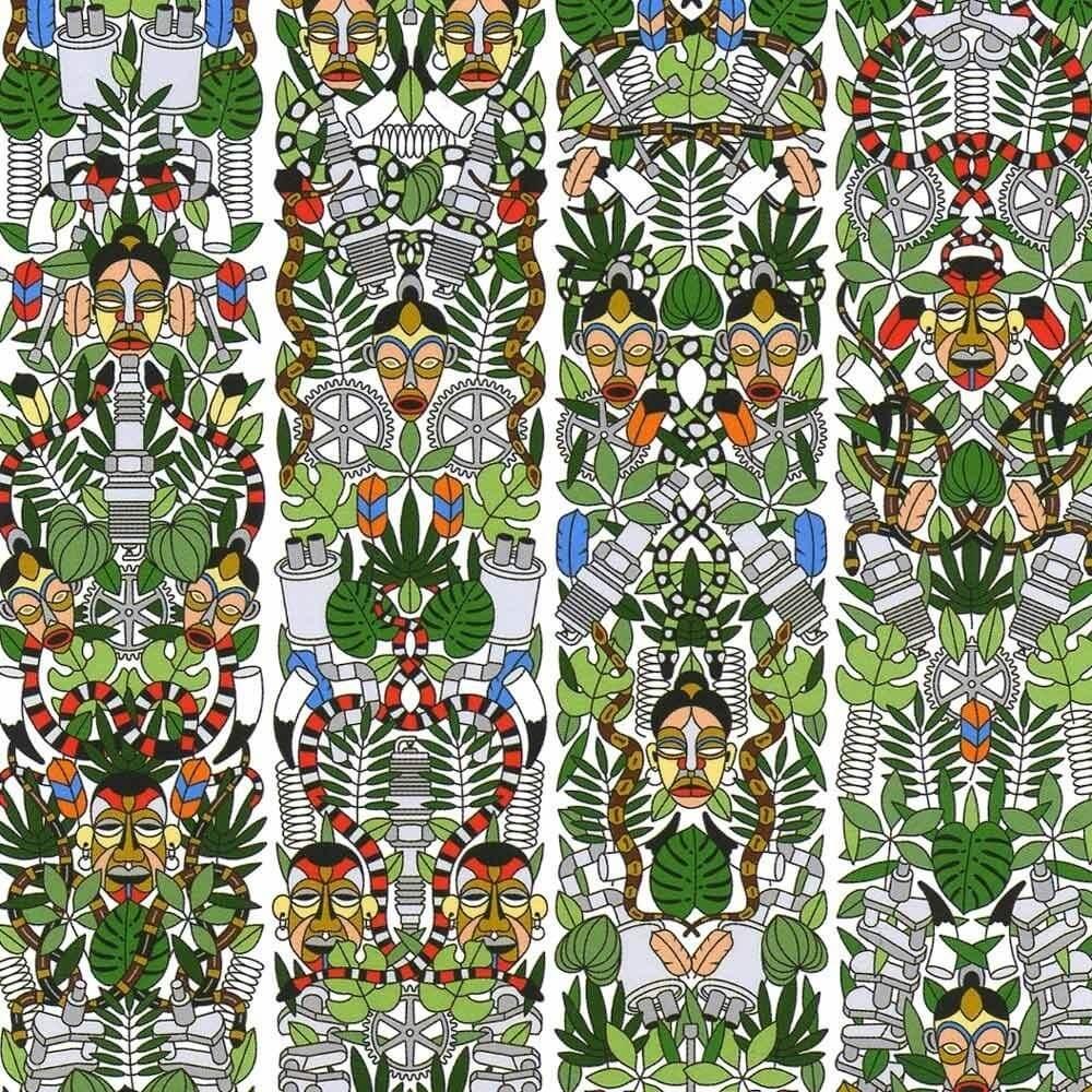 Papier peint l'Afrique Archives   NLXL by Arte