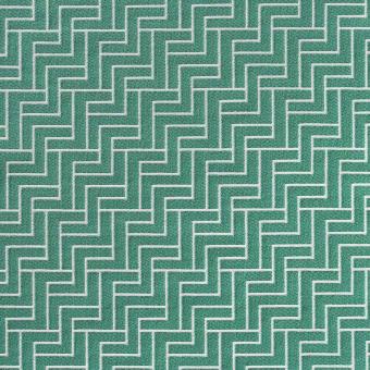 Quiz Fabric Chartreuse Nobilis