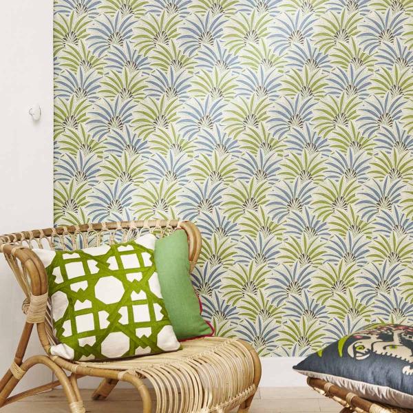 papier peint brazilia nobilis. Black Bedroom Furniture Sets. Home Design Ideas