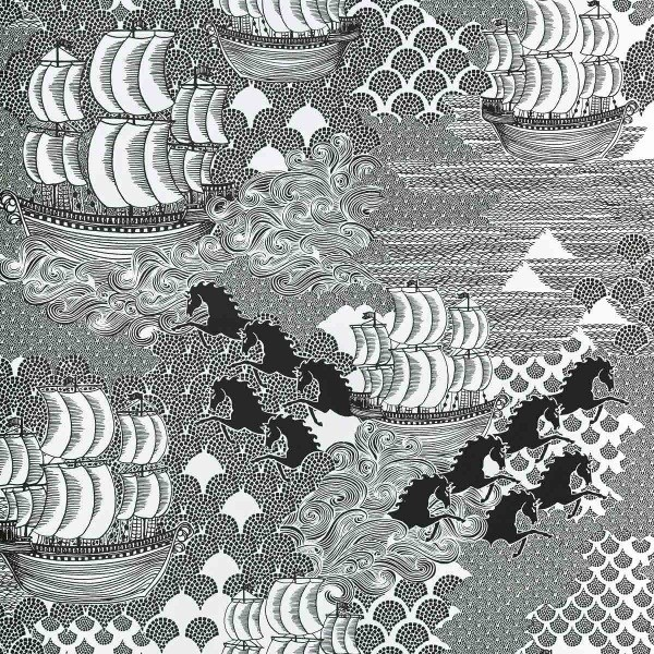 Papier peint Ithaque - Nobilis
