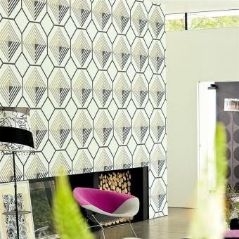 Padgett Wallpaper Fusain Designers Guild