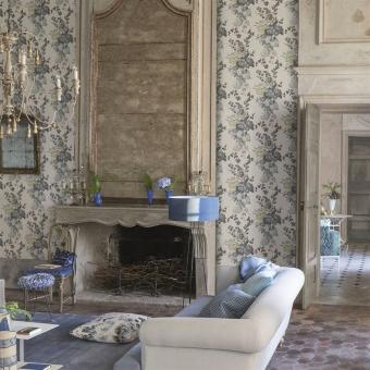 Seraphina Wallpaper Delft Designers Guild