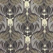 Tissu Kate Nouveau Graphite Liberty