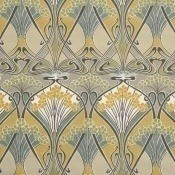 Tissu Ianthe Flower Dove Liberty