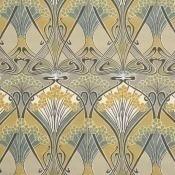 Tissu Ianthe Flower Dove Liberty