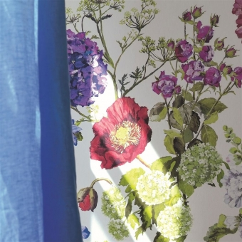 Alexandria Wallpaper Amethyst Designers Guild