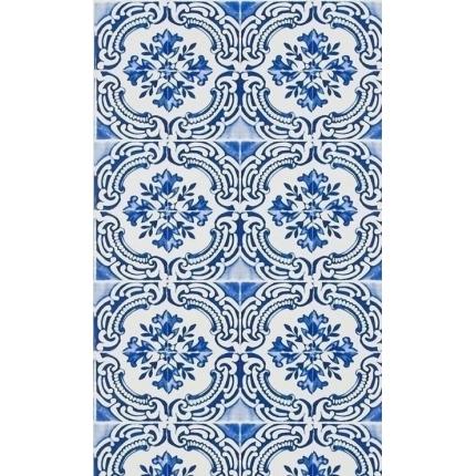 Papier Peint Azulejos Christian Lacroix Cobalt PCL014/10 Christian Lacroix