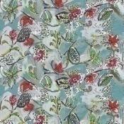 Tissu Metaoka Lagon Lalie Design