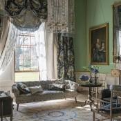 Velours Stuart Damask Ivory Royal Collection