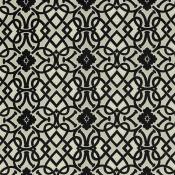 Velours Henry Brocatelle Ebony Royal Collection