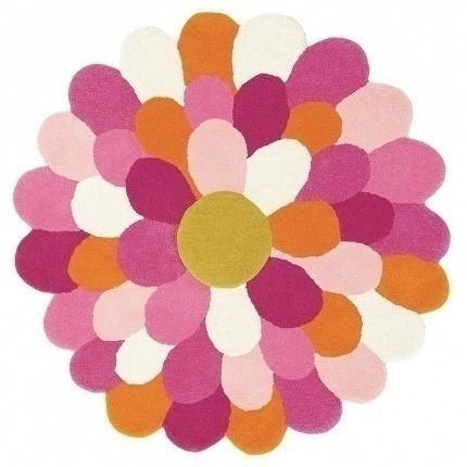 Tapis Funky Flower Harlequin 140x140 cm 42702 140x140 Harlequin