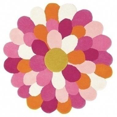 Tapis Funky Flower 140x140 cm Harlequin