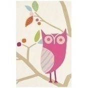 Tapis What A Hoot Candy 120x180 cm Harlequin
