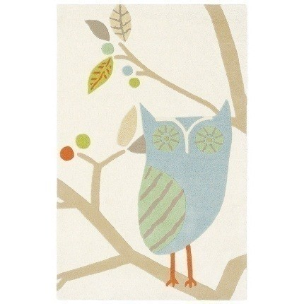 Tapis What A Hoot Pastel Harlequin 120x180 cm 42208 120x180 Harlequin