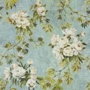 Tissu Floreale Grande Natural Designers Guild