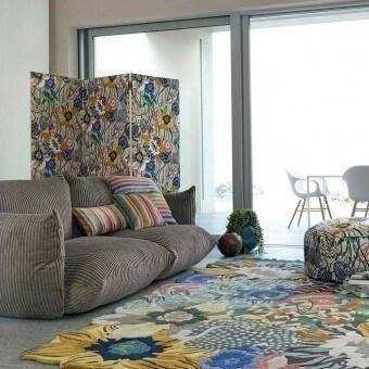 Ravenna Velvet Multicolore Missoni Home