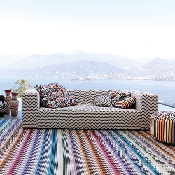 tissu rivas outdoor missoni home. Black Bedroom Furniture Sets. Home Design Ideas