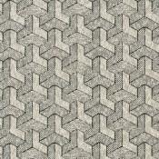 Tissu Escher Zinc Designers Guild