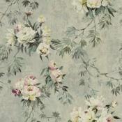 Tissu Floreale Natural Designers Guild