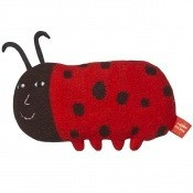 Larry Ladybird Red/Black Donna Wilson