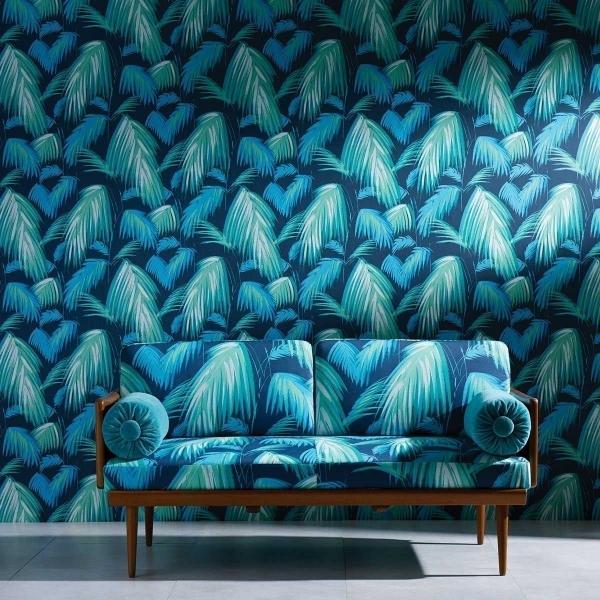 papier peint tropicana matthew williamson. Black Bedroom Furniture Sets. Home Design Ideas