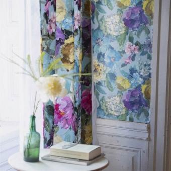 Roseto Wallpaper Céladon Designers Guild
