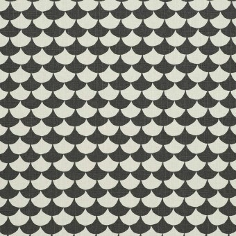 Waves Fabric Black/Gray Littlephant