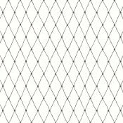 Tissu Net Black/White Littlephant