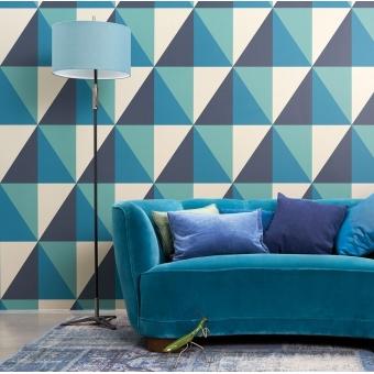 Apex Grand Wallpaper Azur Cole and Son