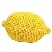 Citron en crochet Yellow Anne-Claire Petit