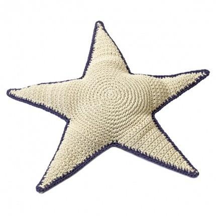 Étoile de mer en crochet Anne-Claire Petit Ink Sea-Star-000-019-033 Anne-Claire Petit