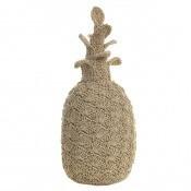 Ananas doré en crochet Gold Anne-Claire Petit
