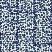 Papier peint Tye and Dye Indigo NLXL by Arte