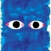 Papier peint Blue Eyes Bleuet NLXL by Arte