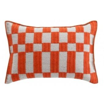 Bandas B Cushion Orange Gan Rugs