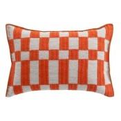 Coussin Bandas B Orange Gan Rugs