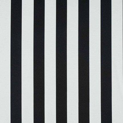Tissu Sole Casamance Noir Foncé/Creme 32010584 Casamance
