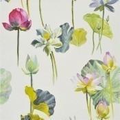 Tissu Nymphaea Camellia Designers Guild