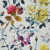 Tissu Couture Rose Fuchsia Designers Guild