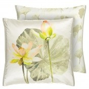 Coussin Nymphaea Birch Designers Guild