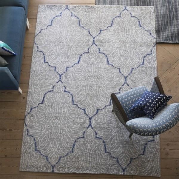 tapis basilica designers guild. Black Bedroom Furniture Sets. Home Design Ideas