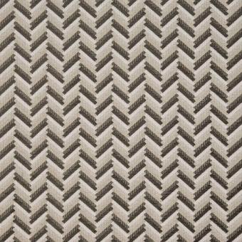 Tissu Sierra Beige/Brun Nobilis