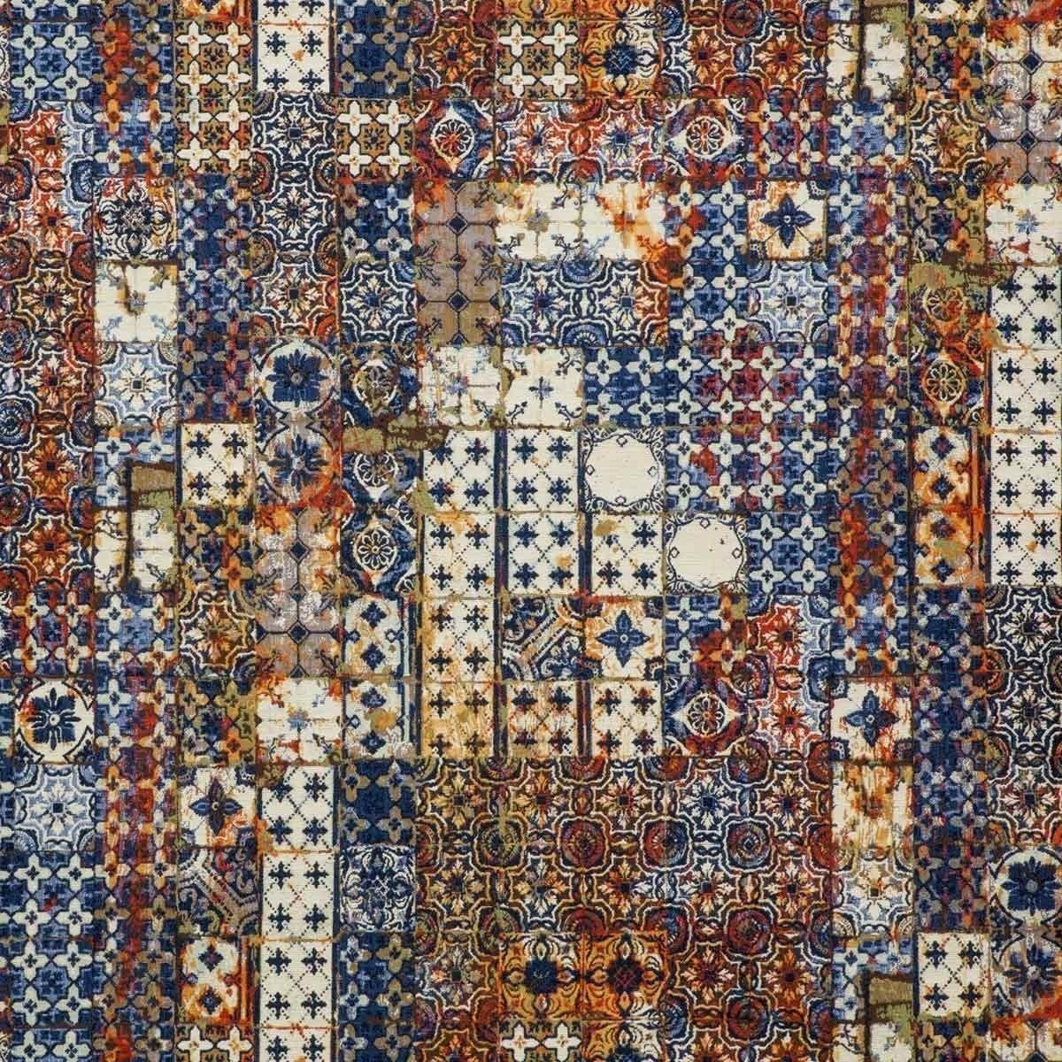 tissu azulejos jean paul gaultier