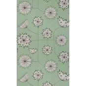 Papier peint Dandelion Mobile French Grey with White MissPrint