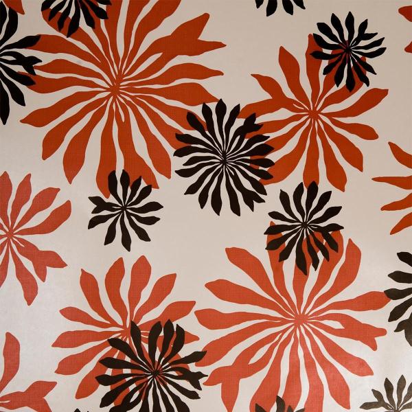 papier peint fleur missprint. Black Bedroom Furniture Sets. Home Design Ideas