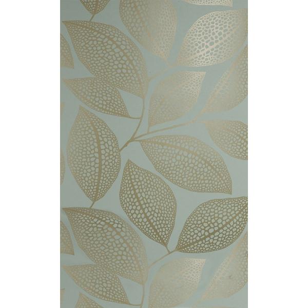 Papier peint pebble leaf missprint - Papier peint japonisant ...