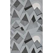 Papier peint Mountains Blue Moon MissPrint